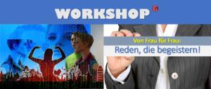 Workshop Reden die begeistern