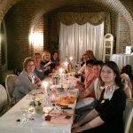 Tolle Ladies beim Dinner