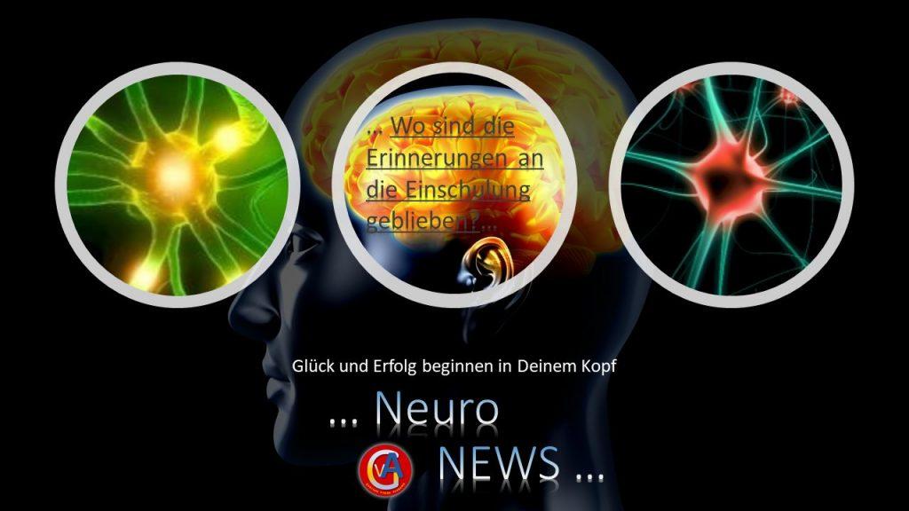 Neuro News - Wo sind die Erinnerungen an die Einschulung geblieben?